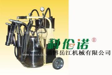 9J-II型活塞式挤奶小车