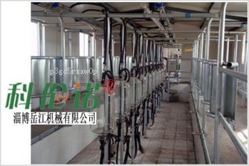 9JZ中置式系列挤奶机(厅)