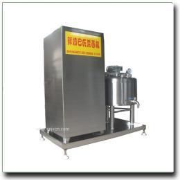 鲜奶杀菌机的厂家,鲜奶吧用的杀菌机,小型牛奶杀菌机厂家-海诺机械