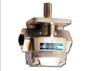 进口K1P6R11A日本NIHON SPEED齿轮泵