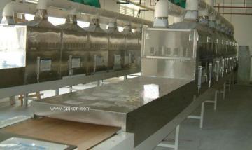 特制微波固体饮料干燥杀菌机,微波板蓝根干燥杀菌机