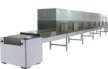 微波螺旋藻干燥杀菌设备,微波藻类制品干燥杀菌机,微波海产品烘干机