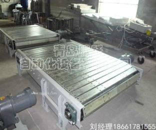 专业生产烟台链板输送线-腾跃自动化