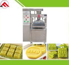 多功能糕粉压块机 全自动膨化粉成型设备