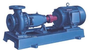 煙臺IS單級單吸離心泵