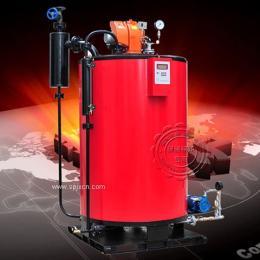 粮油加温用200kg燃气蒸汽锅炉
