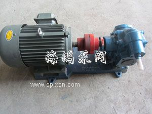 生產供應KCB(2CY)外嚙合齒輪泵