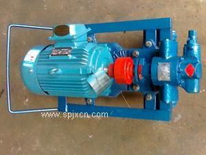海鴻泵閥大量生產移動式齒輪泵