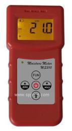 供应MS310纺织原料水分测定仪面料水分仪 尼龙水分仪皮革水分测定仪筒子线水分计