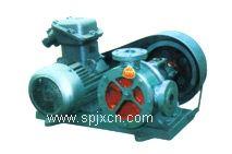 內嚙合齒輪泵與外嚙合齒輪泵的應用