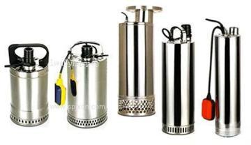 QDN型单相不锈钢潜水泵