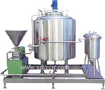 研磨混合乳化过滤系统