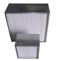 净化车间专用纸隔板空气过滤器