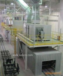 WEISH隧道式热风烘箱/烘房