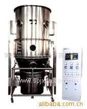 牛奶速溶颗粒沸腾制粒干燥机