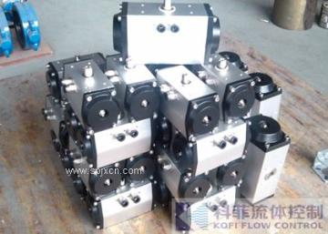 精小型铝制GT系列气动执行器
