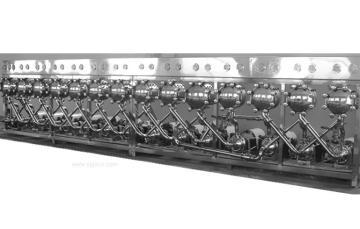 水晶粉絲設備 淀粉旋流器