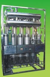 高纯水制取设备/列管多效蒸馏水机