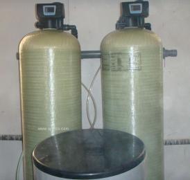松原全自动软水器(软化水设备)