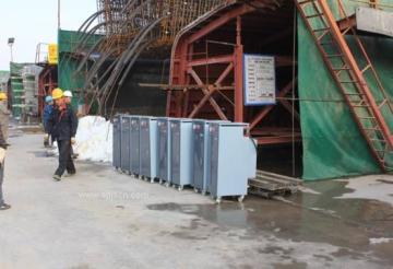24KW电蒸汽锅炉铁路蒸汽养护