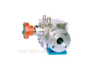 RCB型不锈钢沥青保温齿轮泵