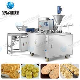 杏仁饼  做杏仁饼的机器  旭众杏仁饼机