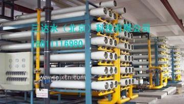 100吨纯净水设备