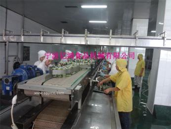 鱼(金枪鱼)罐头生产线