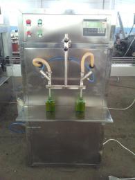 ZXG-2半自动两头流量计式灌装机