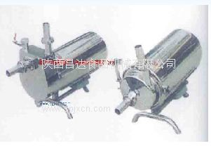 不锈钢卫生泵、自吸泵