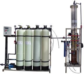 饮用水纯净水处理设备 水处理成套设备 桶装纯净水设备