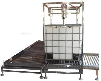 吨包液体称重灌装机