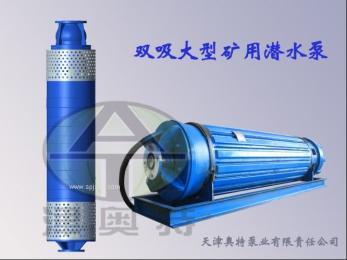 ATSXQK双吸式矿用潜水泵