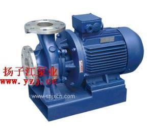 ISW型不锈钢卧式管道泵|不锈钢单级离心泵