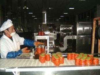 微波食品調料殺菌設備