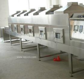 微波海產品干燥殺菌設備