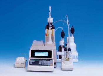 KEM卡氏水分滴定仪MKS-520/MKA-520
