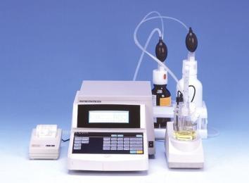 KEM库仑法微量水分测定仪MKC-520