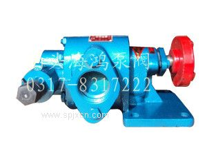 KCB高温齿轮油泵