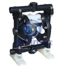 JX15铝合金气动隔膜泵