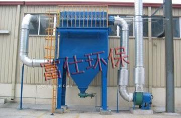 食品厂DMC型单机脉冲袋式除尘器 黑炭黑除尘器厂家价格