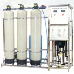 RO-300单级反渗透纯水机水处理设备