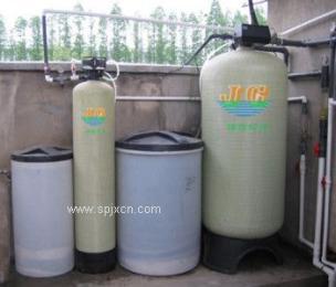 包头锅炉JC400软化水设备维修服务