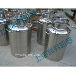不锈钢保温运输桶