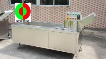 厂家直接供应多功能全不锈钢豪华型汽泡清洗消毒洗菜机QX-22