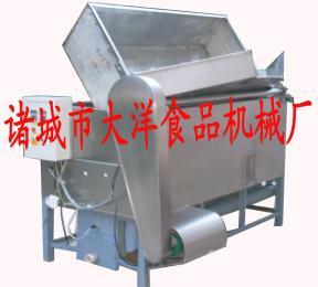 燃煤油炸锅 全自动油炸机 自动出料油炸锅