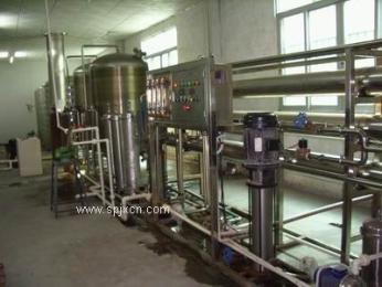 供应天津大港工业反渗透设备+混床/天津水处理设备