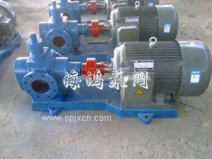 圆弧输油泵