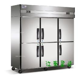 厨房设备六门冰箱