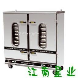 蒸饭箱系列双门可视蒸饭柜